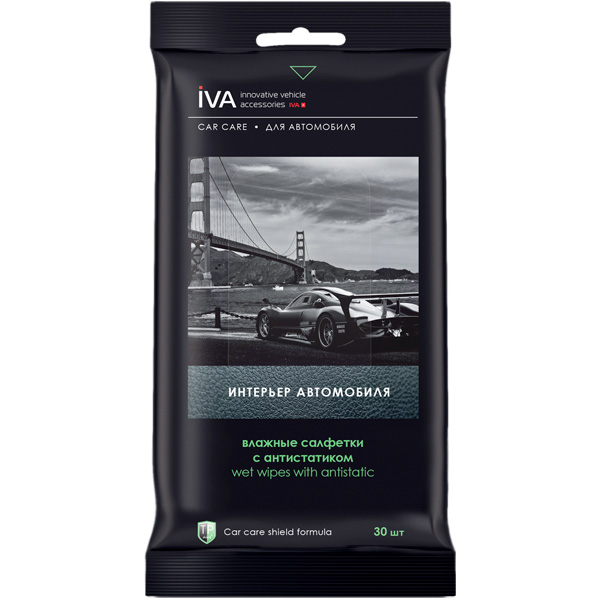 Средства для ухода за автомобилем IVA Набор 0005