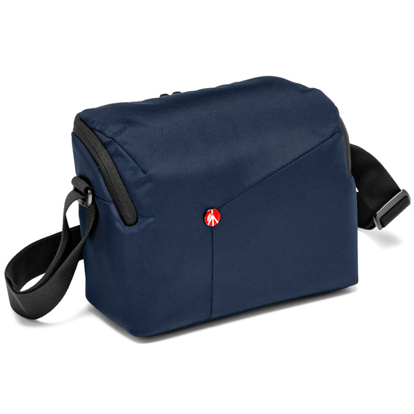 Сумка премиум Manfrotto NX Camera Shoulder Bag II Blue (MB NX-SB-IIBU)
