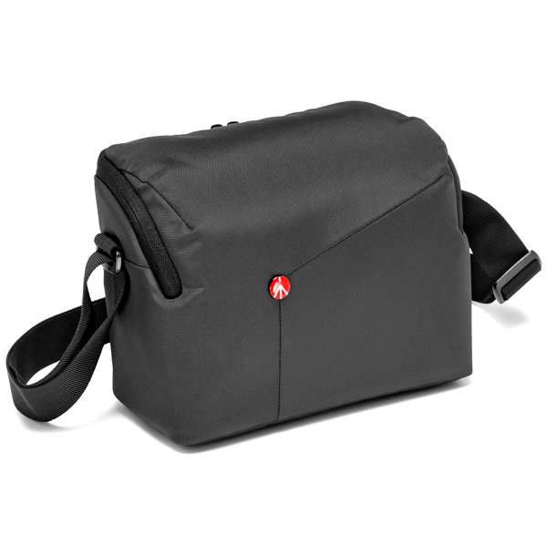 Сумка премиум Manfrotto NX Camera Shoulder Bag II Grey (MB NX-SB-IIGY)