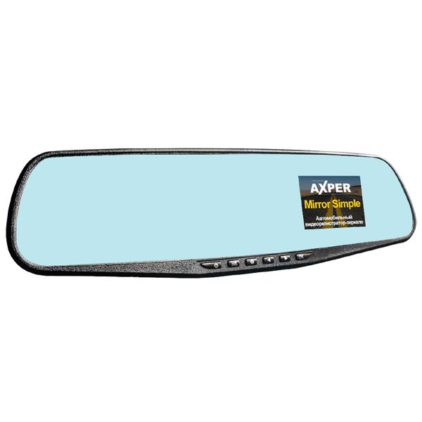 Видеорегистратор Axper Mirror Simple