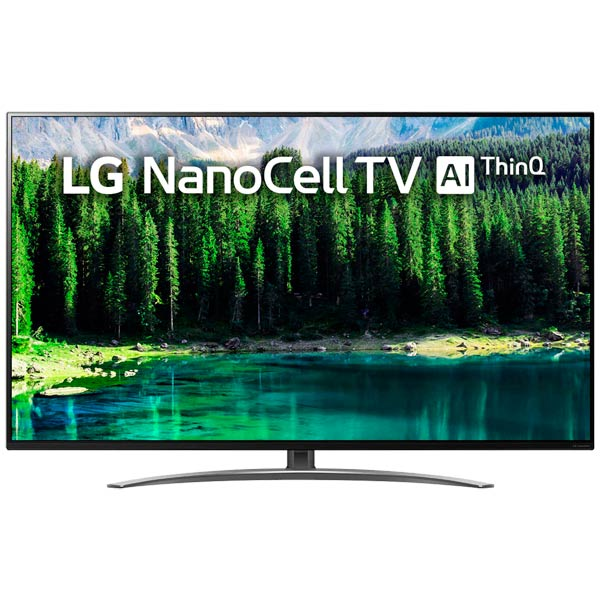 Купить Телевизор LG NanoCell 55SM8600PLA в каталоге интернет магазина М.Видео по выгодной цене с доставкой, отзывы, фотографии - Йошкар-Ола