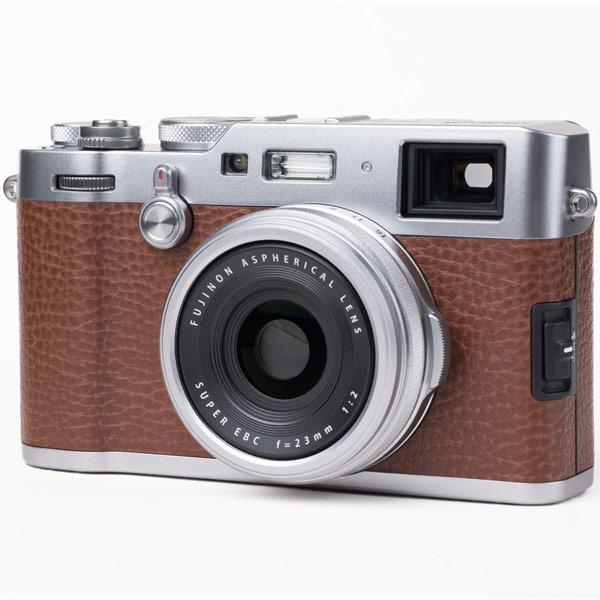 Фотоаппарат компактный премиум Fujifilm — X100F Brown