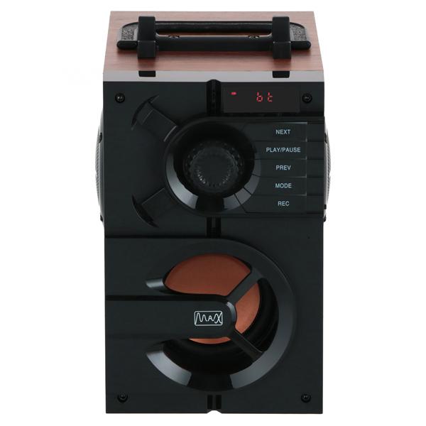 Радиоприемник MAX — MR-440 Black