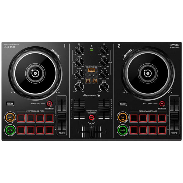Контроллер для DJ Pioneer DDJ-200