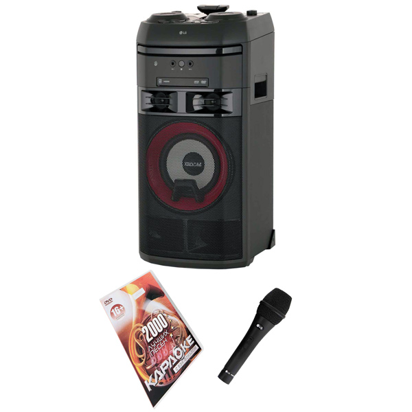 Музыкальная система Midi LG OL75DK