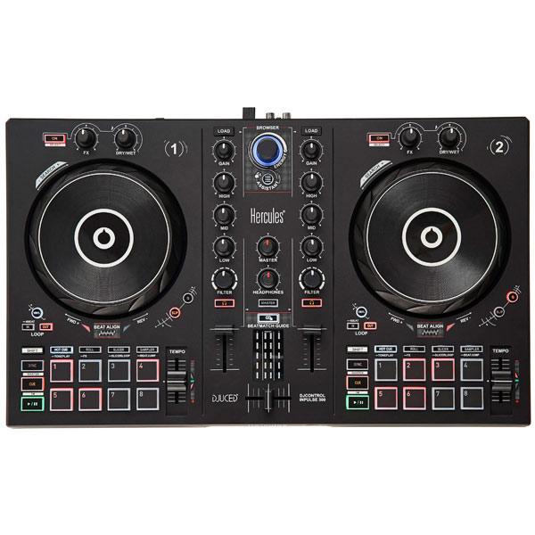 Контроллер для DJ Hercules