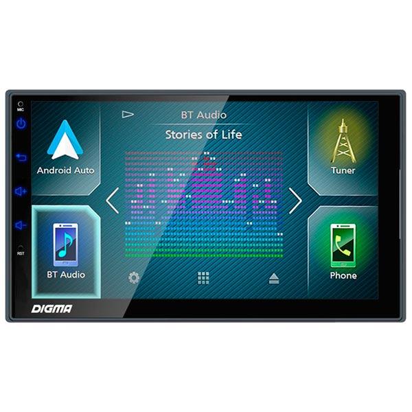 Навигационная медиа система Digma DCR-600