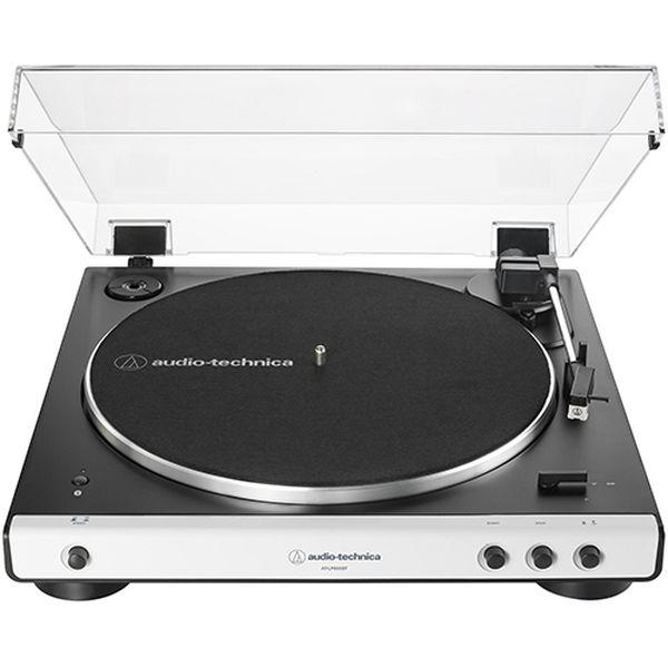 Проигрыватель виниловых дисков Audio-Technica AT-LP60XBTWH