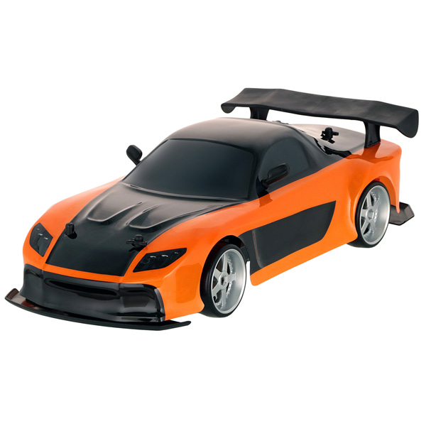 Радиоуправляемая машина Jada Fast & Furious Drift Han\'s MAZDA RX-7