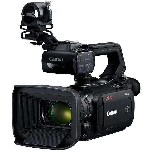 Видеокамера цифровая 4K Canon — XA50