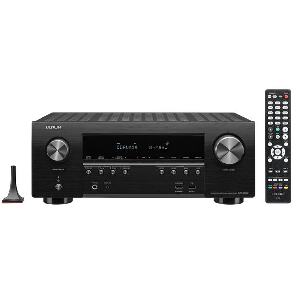 Ресивер Denon AVR-S950H Black