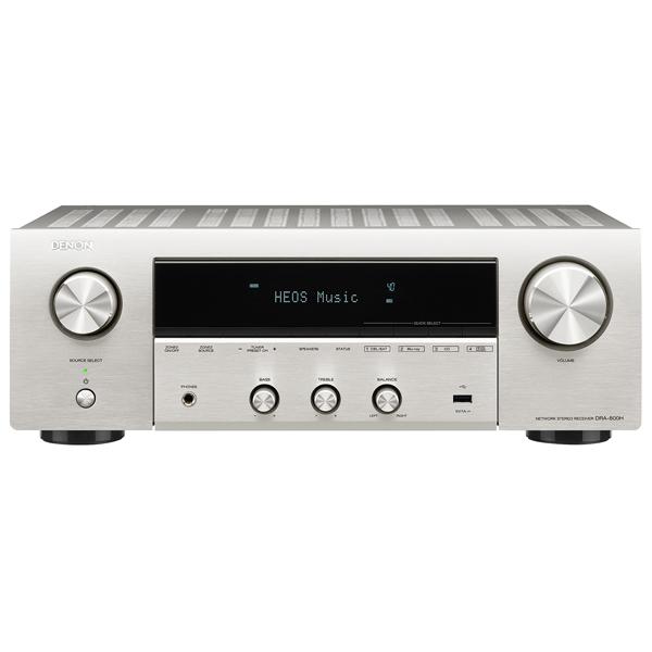 Ресивер Denon DRA-800H Silver
