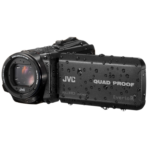 Видеокамера Full HD JVC Everio R GZ-R445BE