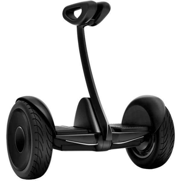 Гироскутер 10 дюймов Ninebot — by Segway S Black