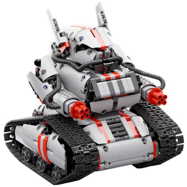 Радиоуправляемая модель-конструктор Mi Robot Builder (Rover)