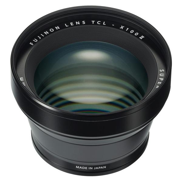Адаптер для объективов (переходник) Fujifilm — TCL-X100 II Black
