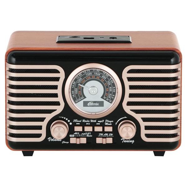Радиоприемник Ritmix — RPR-090 Gold