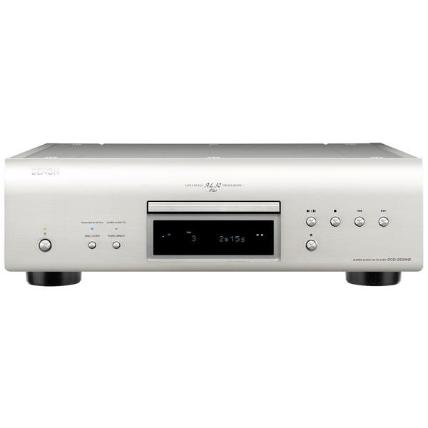 CD-плеер Denon DCD-2500NE Premium Silver