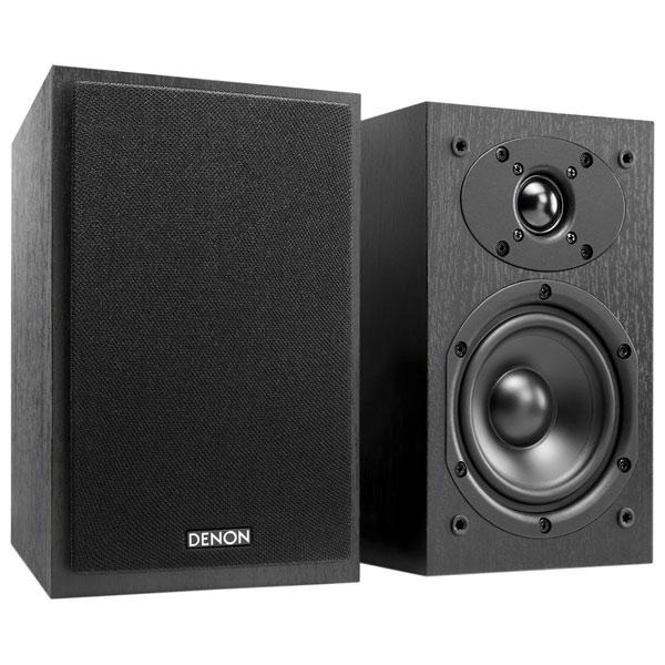Купить Полочные колонки Denon SC-M41 Black в каталоге интернет магазина М.Видео по выгодной цене с доставкой, отзывы, фотографии - Москва