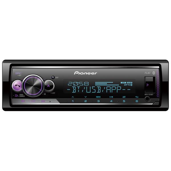 USB-Автомагнитола Pioneer MVH-S510BT