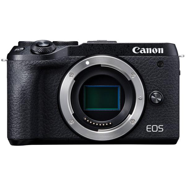 Фотоаппарат системный премиум Canon EOS M6 Mark II Body