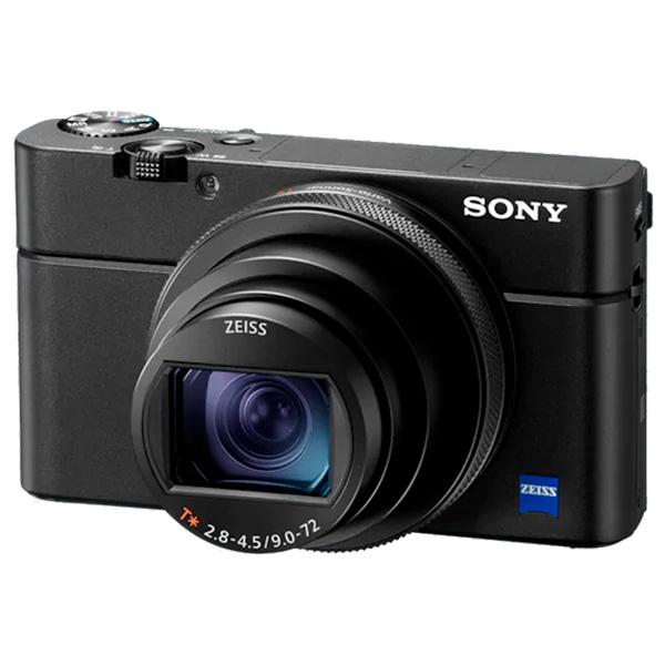 Фотоаппарат компактный Sony — RX100 VII с рукояткой (DSC-RX100M7G)