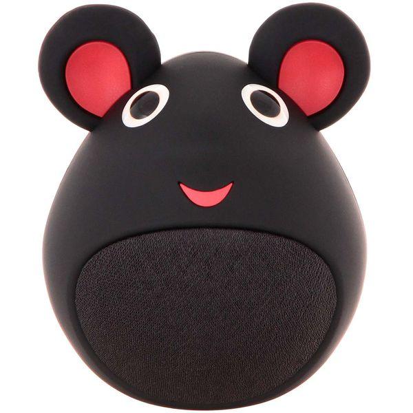Беспроводная акустика InterStep SBS-420 Little Mouse, Black