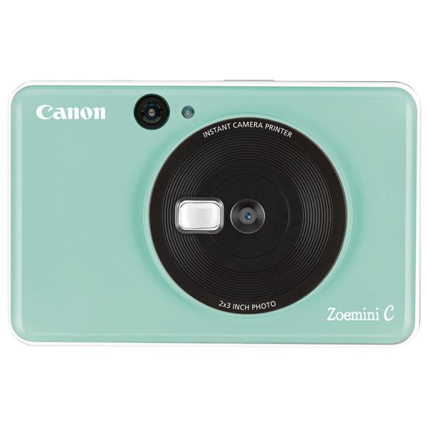 Фотоаппарат моментальной печати Canon Zoemini C Mint Green (CV-123-MG)