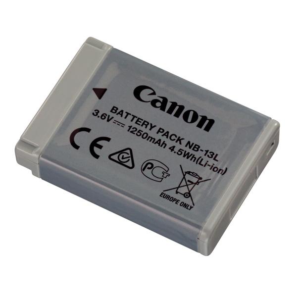 Аккумулятор для цифрового фотоаппарата Canon NB-13L