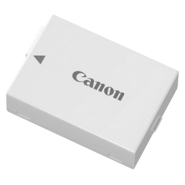 Аккумулятор для цифрового фотоаппарата Canon LP-E8 серого цвета