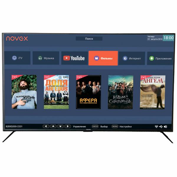 Телевизор Novex