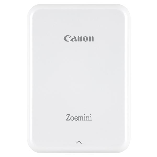 Компактный фотопринтер Canon Zoemini White & Silver (PV-123-WHS)