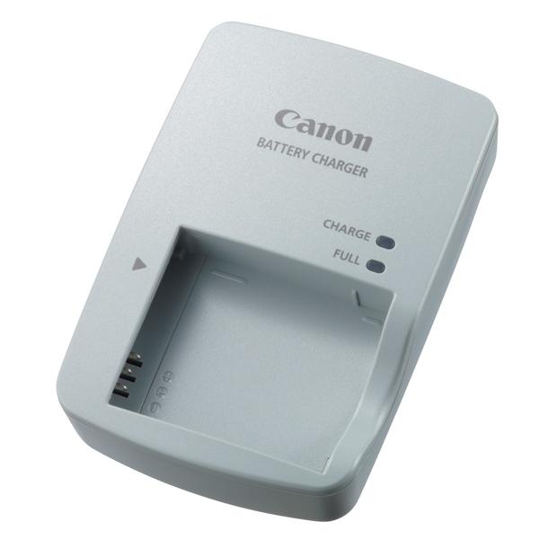 Зарядное устройство для циф.фотоаппарата Canon CB-2LYE светло-серого цвета