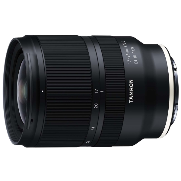 Объектив Tamron — 17-28mm f/2.8 Di III RXD (Sony FE)