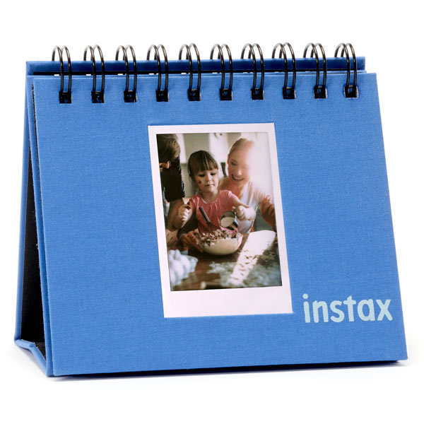 Альбом Fujifilm INSTAX MINI 9 FLIP ALBUM COBALT BLUE фото