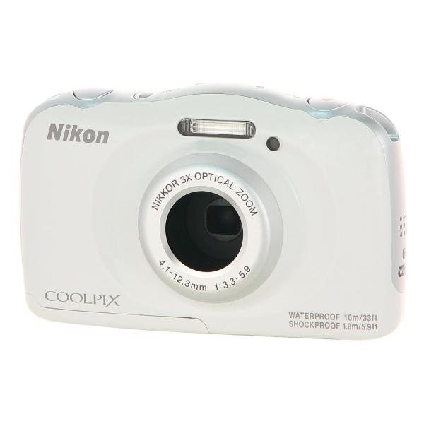 Фотоаппарат компактный Nikon COOLPIX W150 WHITE BACKPACK KIT