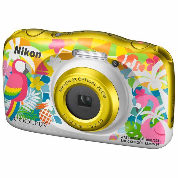 Фотоаппарат компактный Nikon COOLPIX W150 RESORT BACKPACK KIT