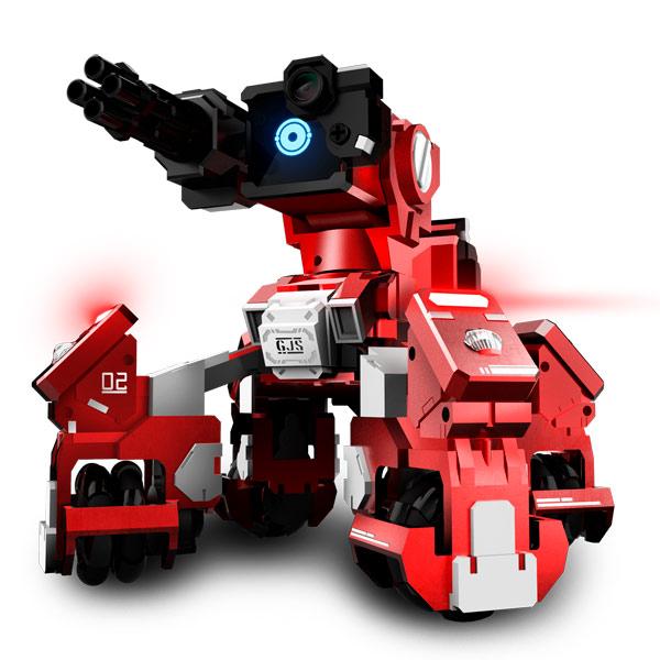 Радиоуправляемый робот GJS Gaming Robot Geio G00201 Red