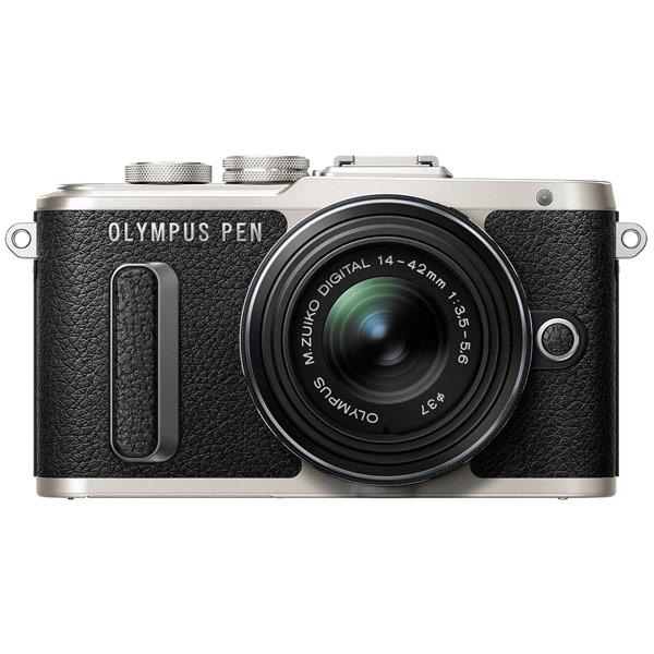 Фотоаппарат системный Olympus PEN E-PL8 Black 14-42 II R Black