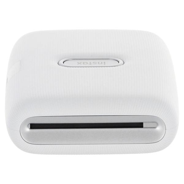 Компактный фотопринтер Fujifilm Instax Link Ash White цвет термоперенос
