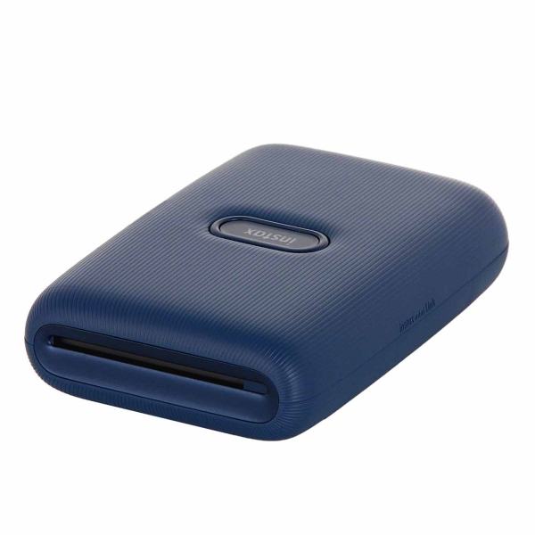 Компактный фотопринтер Fujifilm Instax Link Dark Denim цвет термоперенос
