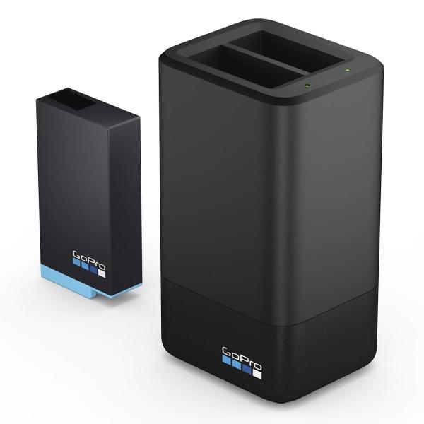 Зарядное устройство и аккумулятор GoPro