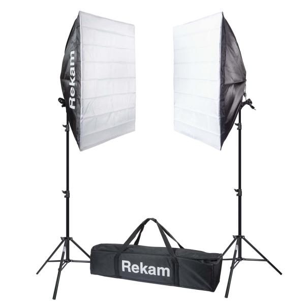 LED осветитель Rekam CL4-600-SB Kit