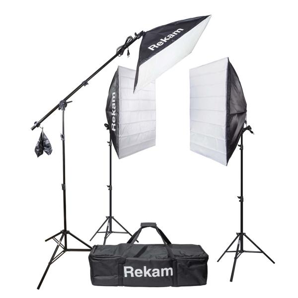 LED осветитель Rekam CL4-615-SB UM Boom Kit