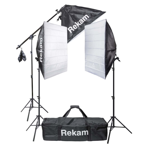LED осветитель Rekam CL4-660-SB Boom Kit