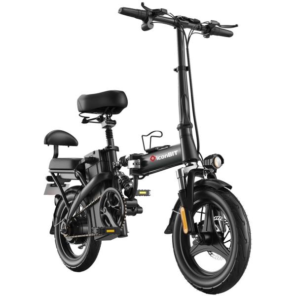 Электрический велосипед iconBIT E-Bike K203 (IB-2008K)