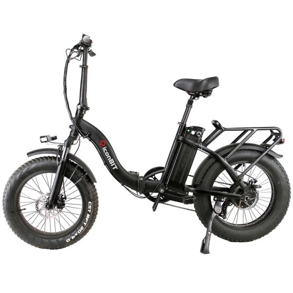 Электрический велосипед iconBIT E-Bike K220 (IB-2009K)