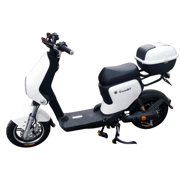 Электрический велосипед iconBIT FireLight F1 (IB-2005W)