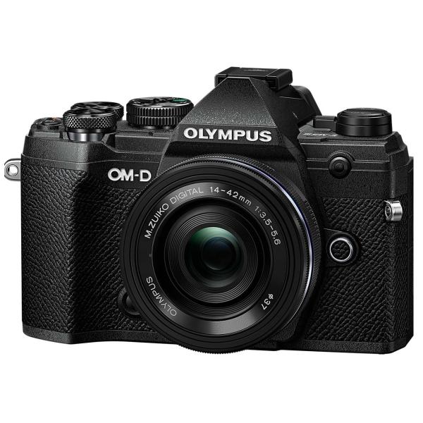 Фотоаппарат системный Olympus E-M5 Mark III (BLK) 14-42mm EZ (BLK) фото