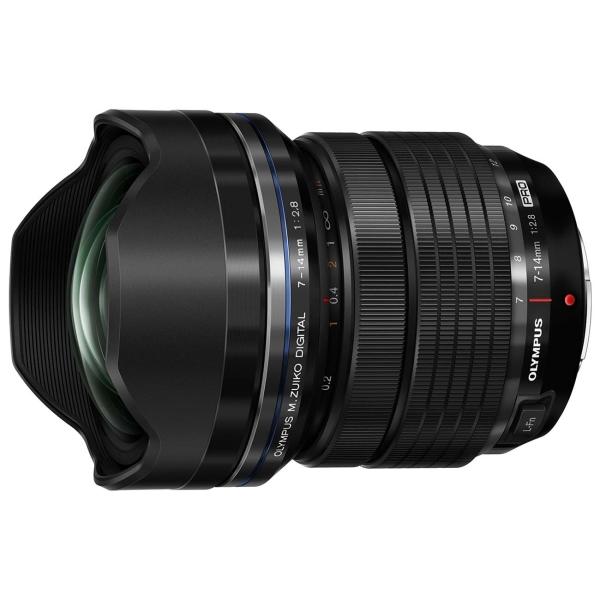 Объектив Olympus, M.Zuiko Digital ED 7-14mm F/2.8 PRO  - купить со скидкой